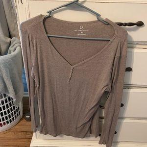 New York & Co Long Sleeve Shirt